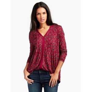 Lucky Brand Vintage Muse Top